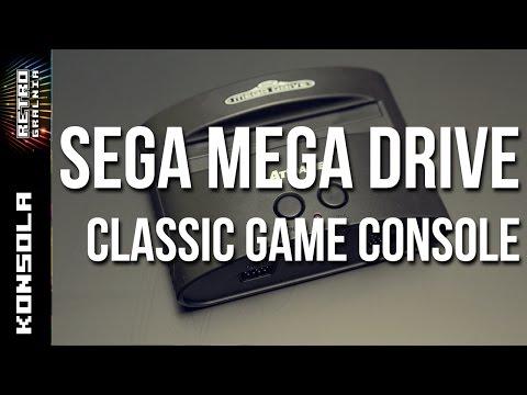 Sega Mega Drive/Genesis - Classic Game Console - Opis i test Konsoli -  Mini Recenzja thumbnail