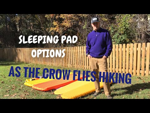 sleeping-pad-options-for-hiking-and-backpacking