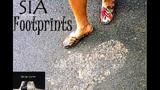 Sia Footprints (Español - Ingles)