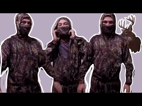 Scentlok Coveralls Review!