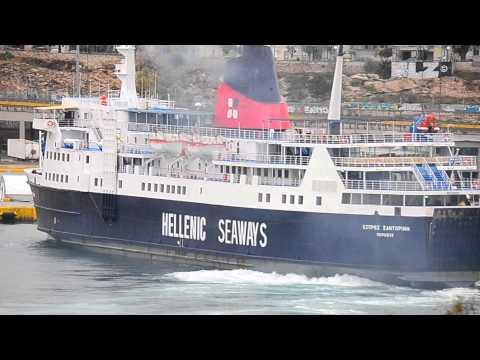 EXPRESS SANTORINI Ro-Ro/Passenger Ship
