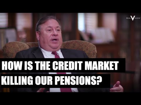 🔴 Unfunded Pensions & Retirement Crisis (w/ Brian Reynolds) | Real Vision