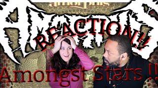 AMORPHIS - Amongst Stars Reaction!!