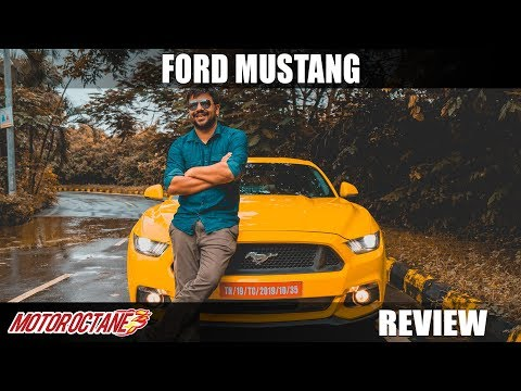 Can't Miss: Ford Mustang Review   Hindi   MotorOctane