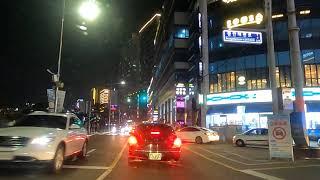 I ♥ Korea Driving in Busan cit…