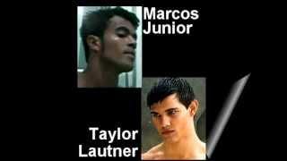 BEST SEXY HUNKS VIDEO: TAYLOR LAUTNER VS. MARCOS JUNIOR.mpg