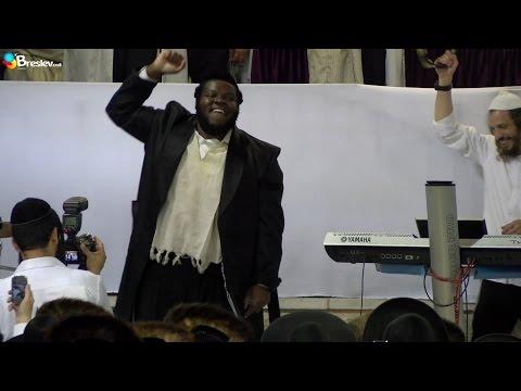 "Nissim Black: ""Hashem Melech"" - Sukkot 5777 in Jerusalem"