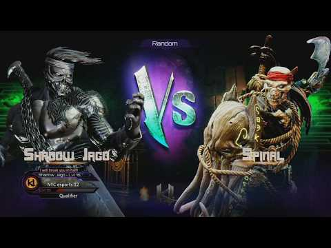 Killer Instinct Microsoft Store Tournament Finals Rico vs Bass