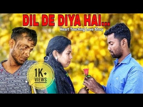 dil-de-diya-hai-|-romantic-|-heart-touching-love-story-|-latest-hindi-songs-2018-|-king-of-acting