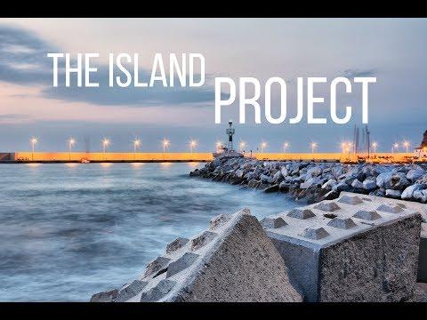 Xiaomi Mi Drone 4K | The Island Project ep.1 | Agios Efstratios Island