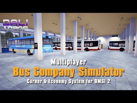 OMSI 2 Add-on Busbetrieb-Simulator | Bus Company Simulator | Multiplayer