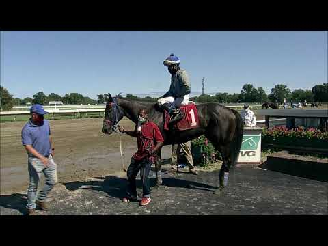 video thumbnail for MONMOUTH PARK 08-08-20 RACE 7