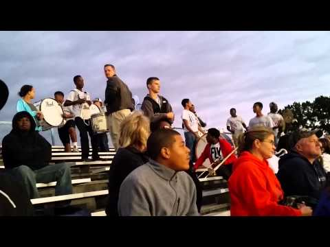 Halifax county middle school band