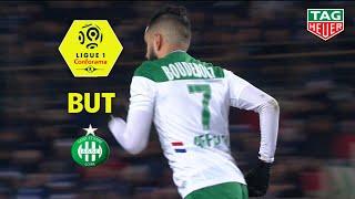 But Ryad BOUDEBOUZ (72' pen) / RC Strasbourg Alsace - AS Saint-Etienne (2-1)  (RCSA-ASSE)/ 2019-20