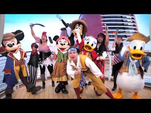 DISNEY CRUISE LINE:  12 DAYS OF CHRISTMAS SONG
