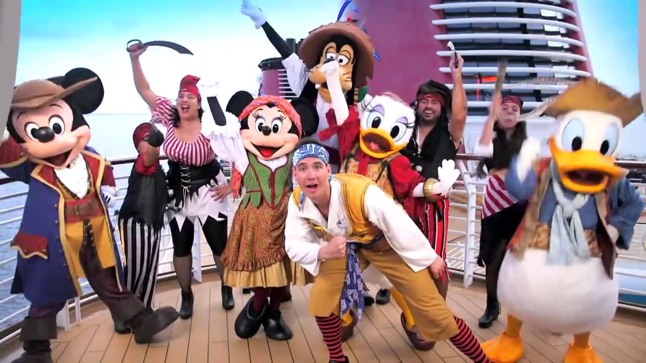 Disney Cruise Line 12 Days Of Christmas Song Youtube
