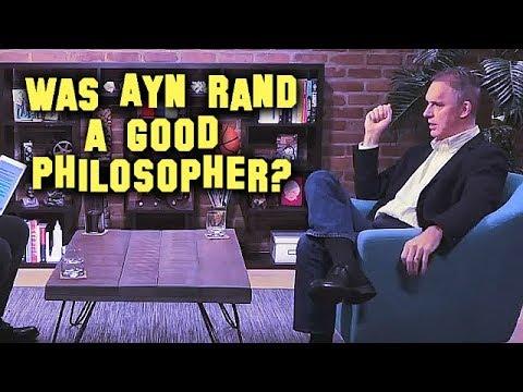 Ayn Rand, a Good Philosopher?   Jordan Peterson