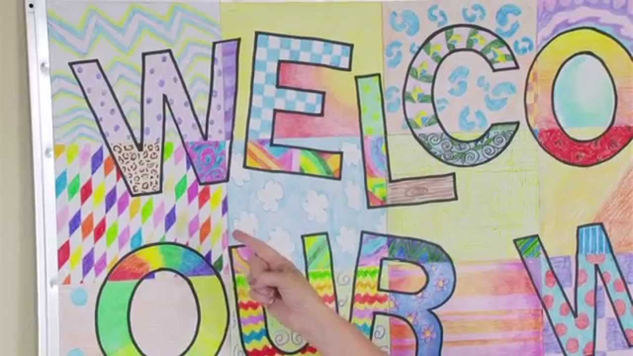 also ellison education video series welcome banner bulletin board youtube rh