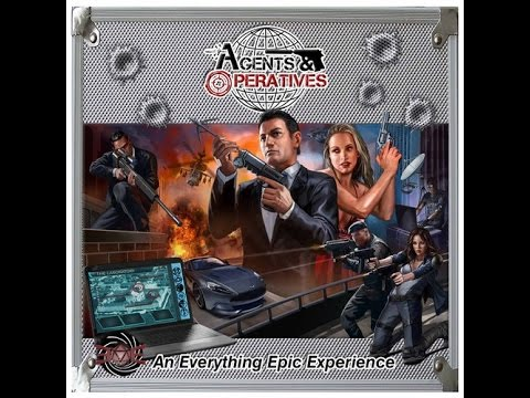 Agents & Operatives Review