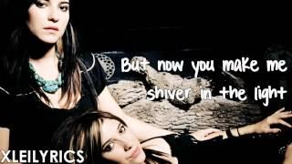 The Veronicas - Cold (Lyrics Video) HD