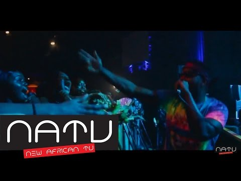 LifeIsEazi Maleek Berry Live Performance: The Matter X Kontrol