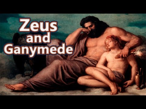 Zeus and Ganymede: The Cup-Bearer of the Gods - Greek Mythology - See U in History