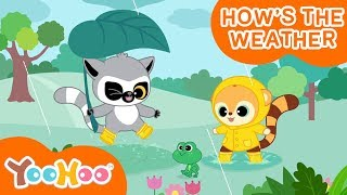 Hello Aurora | YooHoo to the Rescue | How's the Weather | Kids Music | Sing and Dance