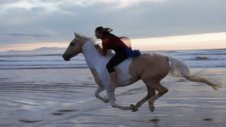 Alycia Burton-  WHO is she? extreme bareback jumper