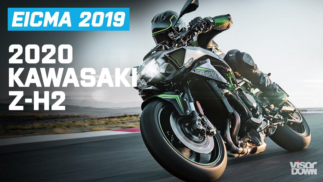 New 2020 Kawasaki Z H2 | Motorcycles in Rogers AR
