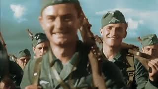 Вторая мировая война в цвете HD 2 Часть Молниеносная война