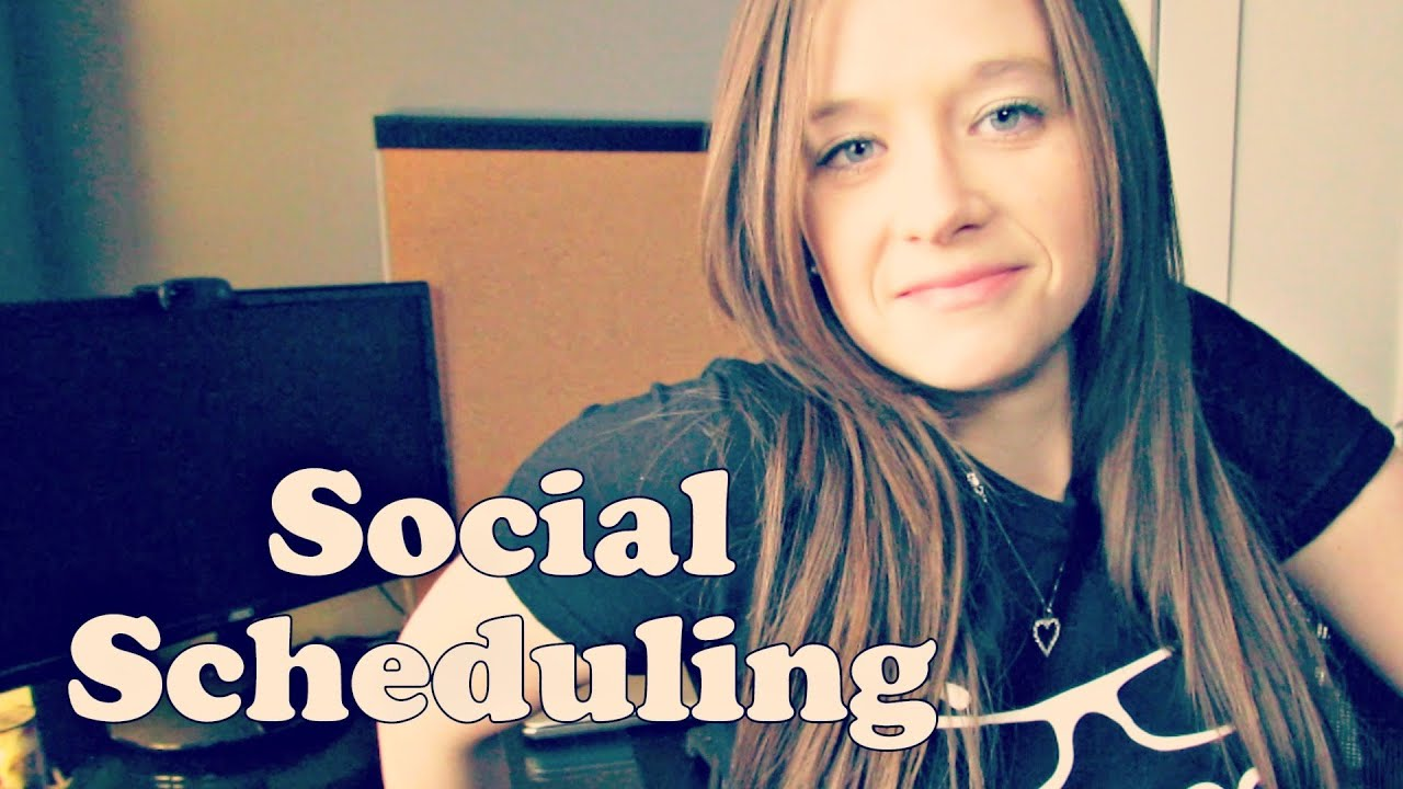 My Social Scheduling Routine with Hootsuite and Buffer App image