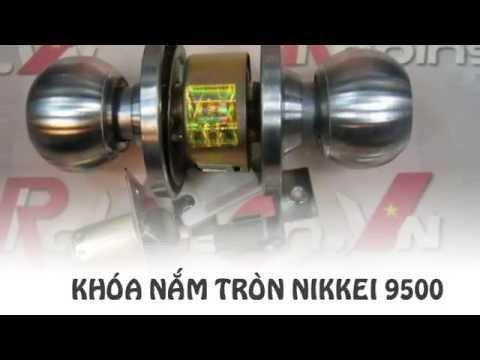 Khóa nắm tròn Nhật Bản Nikkei 9500