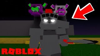 Becoming A FNAF Animatronic in Roblox! (Roblox FNAF Shadow Roleplay)