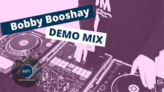 DJ Bobby Booshay Mixing 2 Songs - NPi Entertainment