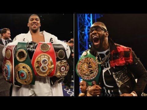ANTHONY JOSHUA-POVETKIN DID 16,000 VIEWS VS WILDER-FURY PPV BUYS ACCORDING TO WARREN