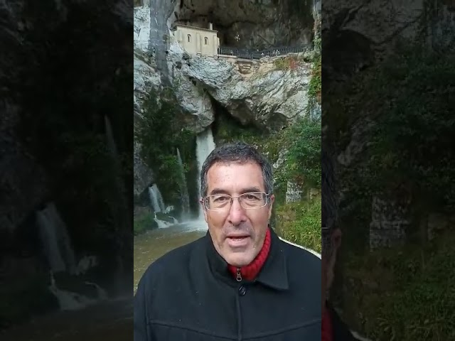 Marcelo Gullo en Covadonga