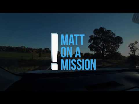 Episode 1 and Series 1 of Matt on a Mission - Uganda Africa