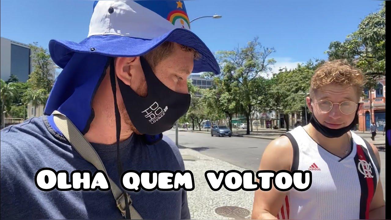 MEU Irmão VOLTOU para o BRASIL depois  de 2 anos sumido do canal