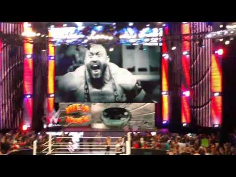 Raw 1/4/16 - San Antonio, TX live