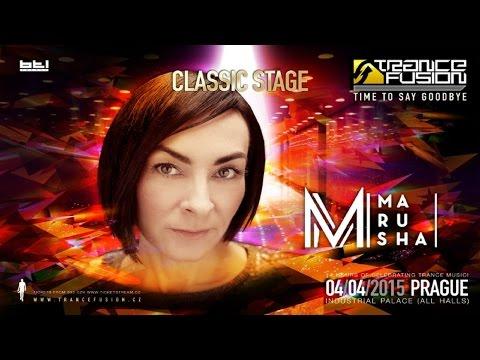 Marusha Live - TranceFusion 2015 | Time to Say Goodbye 04.04.2015