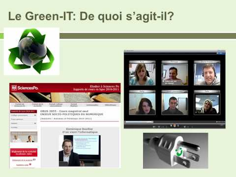 Spidéopédia Groupe Green IT.wmv