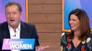 Piers Morgan and Susanna Reid Try Couples Counselling | Loose Women