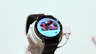 Huawei Watch: anteprima MWC 2015