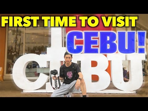 【FINALLY】MY FIRST TIME VISITING CEBU!!!!!!!