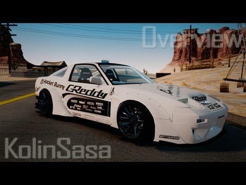 Nissan 380SX BenSopra RIV