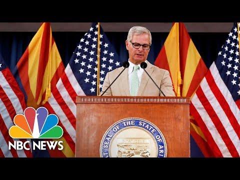 Hear Senator John McCain's Final Statement Read By Close Friend | NBC News