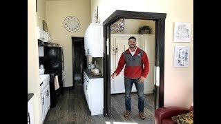Must See this TWO BEDROOM Tiny Home plus a loft #TinyHomeTues