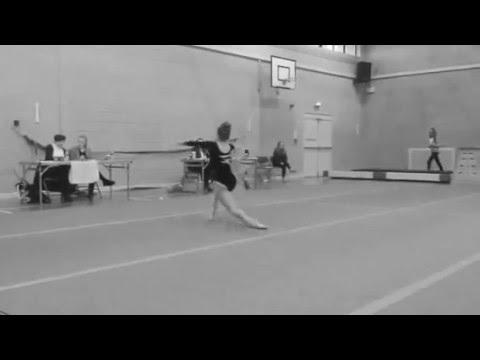 Cuba - Gymnastics Individual - Milano Nov2015
