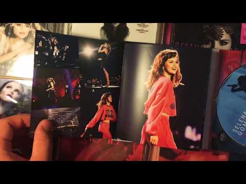 [Unboxing] Selena Gomez - Revival Tour DVD (Asia Tour Version)