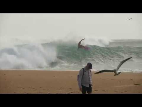Hurricane Jose: Oliver Kurtz, Outer Banks, September 16th, 2017